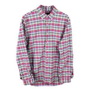 Ralph Lauren Mens Button Down Shirt Size XL